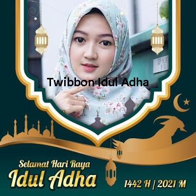 Twibbon Idul Adha
