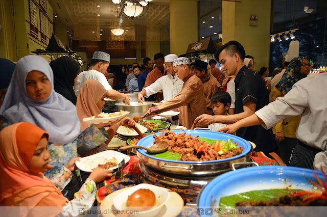 Berbuka Puasa Bersama Anak Yatim Di AnCasa Hotel & Spa Kuala Lumpur