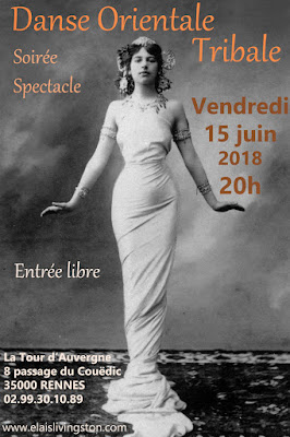 Danse, tribale, ATS, Tribal, Fusion, Rennes, Elaïs, Livingston, Cours, spectacle, stages, festival, arborescence,