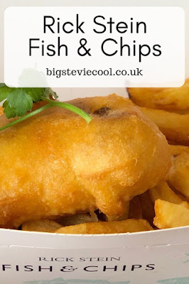 Rick Stein Fish & Chips | Padstow | Cornwall