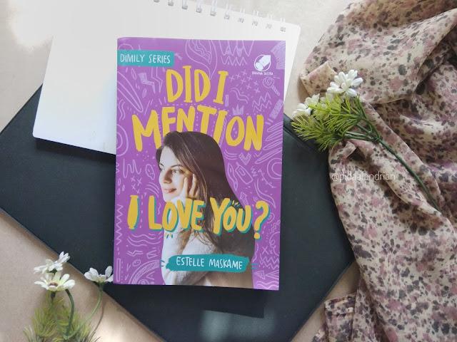 Review | Did I Mention I Love You? - Estelle Maskame #1