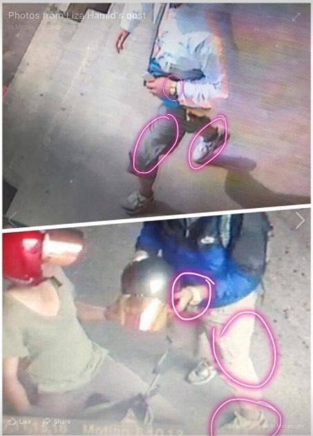 Pencuri iPhone Selfie