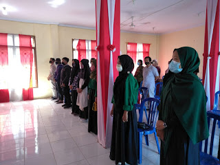 SEMMI Sinjai Adakan Basic Training di Lappa Lelong