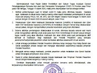 Virus Corona Mulai Merambah, Semua Instansi Sekolah Jatim Resmi Diliburkan 2 Pekan Sesuai Surat Edaran Kementerian Agama