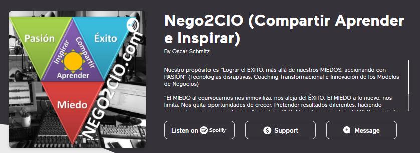 Nego2CIO Podcast