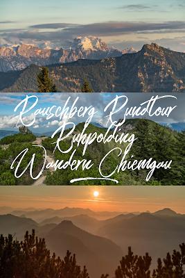 Rauschberg Rundtour Ruhpolding | Wandern Chiemgau | Wanderung Bayerische Voralpen 20