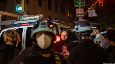 Ditengah Perhitungan Suara, Demonstrasi Bermunculan di Berbagai Kota di Amerika Serikat,