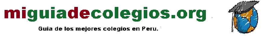 GUIA DE COLEGIOS   2019