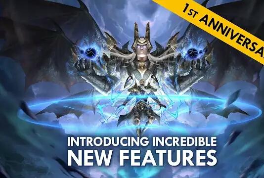 تحميل أفضل لعبة Legacy of discord الجديدة | العاب اندرويد جديدة Legacy of discord