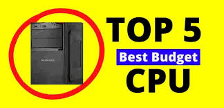 Best Budget CPU for Gaming 2021