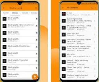 aplikasi download musik mp3 terbaik dan gratis di android-free mp3 music download