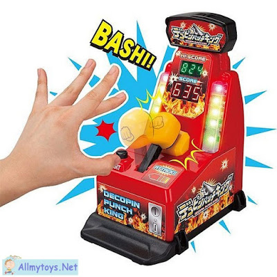 Mini Working Finger Boxing Arcade Game