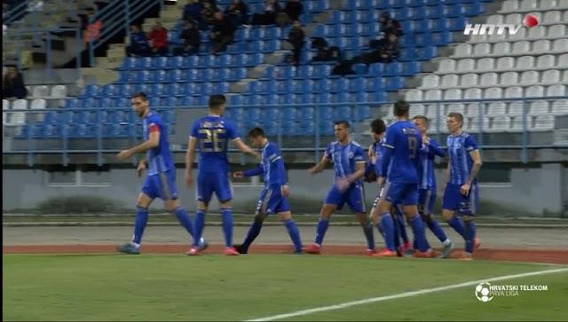 Myrto Uzuni, 6 goals in 5 games in Croatia