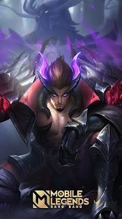Yu Zhong Black Dragon Heroes Fighter of Skins
