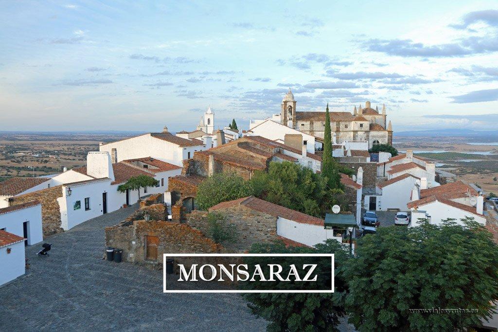 Monsaraz: qué ver en este pueblo medieval portugués