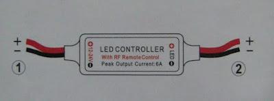 подключение контроллера_