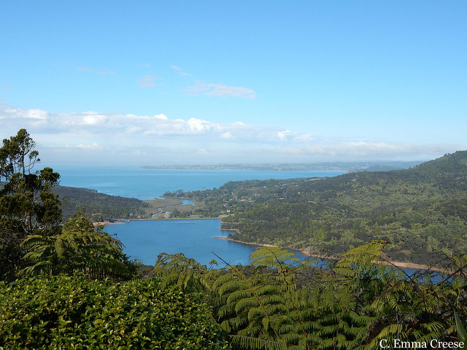 Titirangi and Manukau Heads, Auckland, New Zealand
