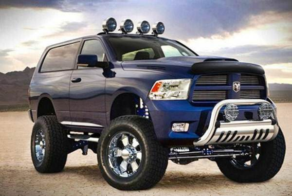 2017 Dodge Ramcharger Release Date