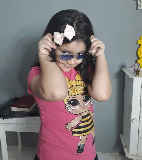 3 looks infantil com blusa e moletom da LOL