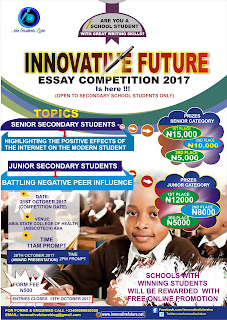 Innovative Future Essay Writing Competition Image