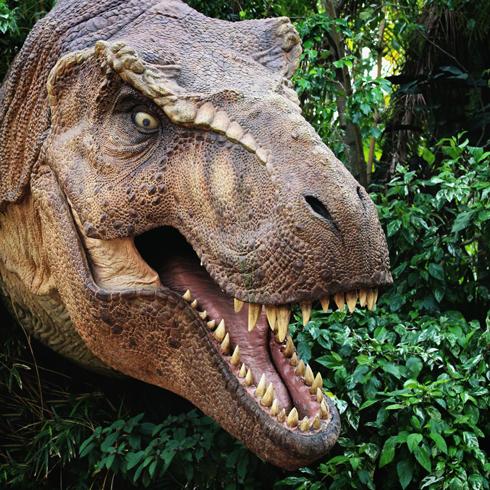 Jurassic Park River Adventure Universal Orlando