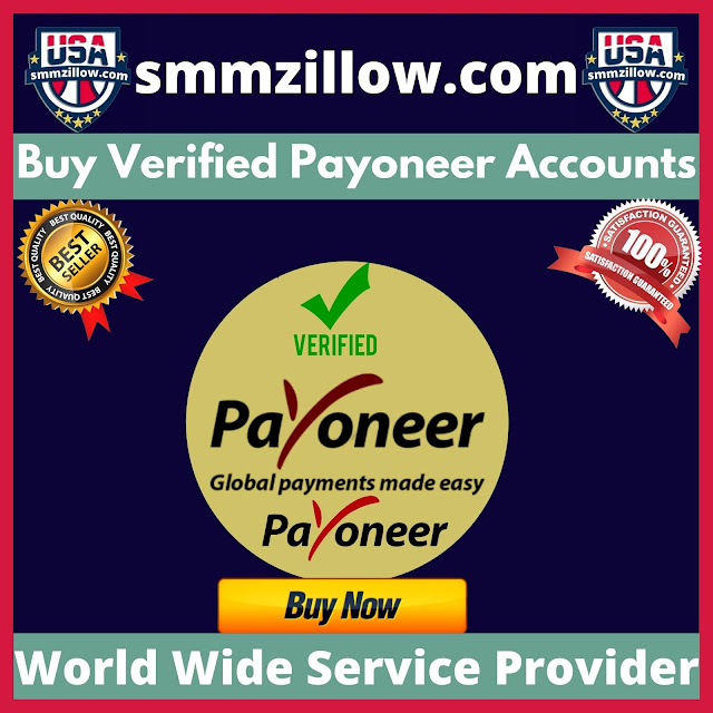 Buy Verified Payoneer Accounts