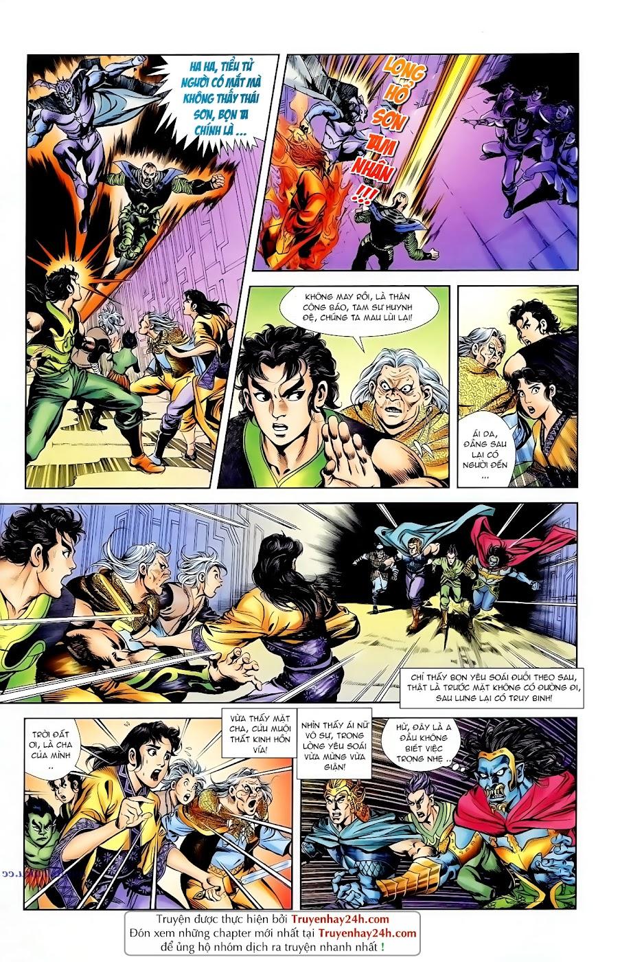 Cơ Phát Khai Chu Bản chapter 98 trang 13