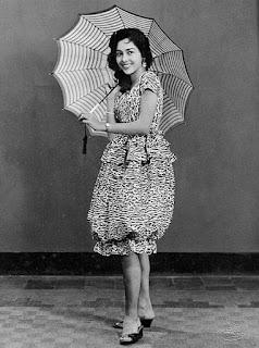 Foto Jadoel Artis Mieke Wijaya Tahun 59