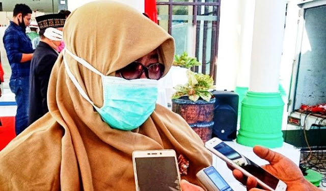 Usai Divaksin Sinovac, Mahasiswi di Aceh Alami Kelumpuhan