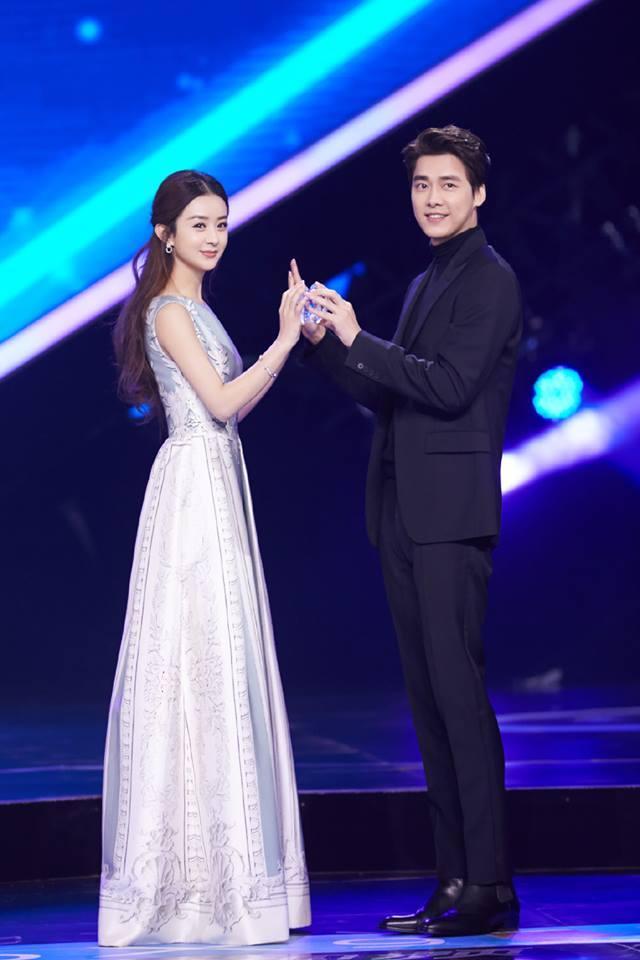 li yi feng and zhao ying dating