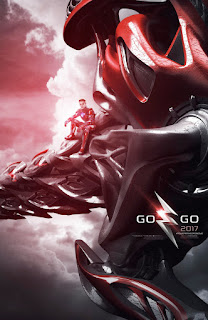 Power Rangers (2017) Movie Banner Poster 10