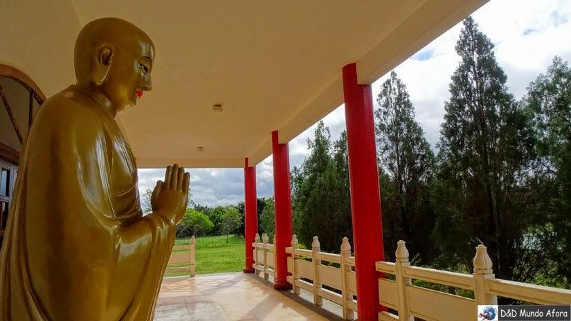 Templo Budista de Foz do Iguaçu: como visitar