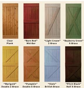 ARIZONA BARN DOORS: About Sliding Barn Doors
