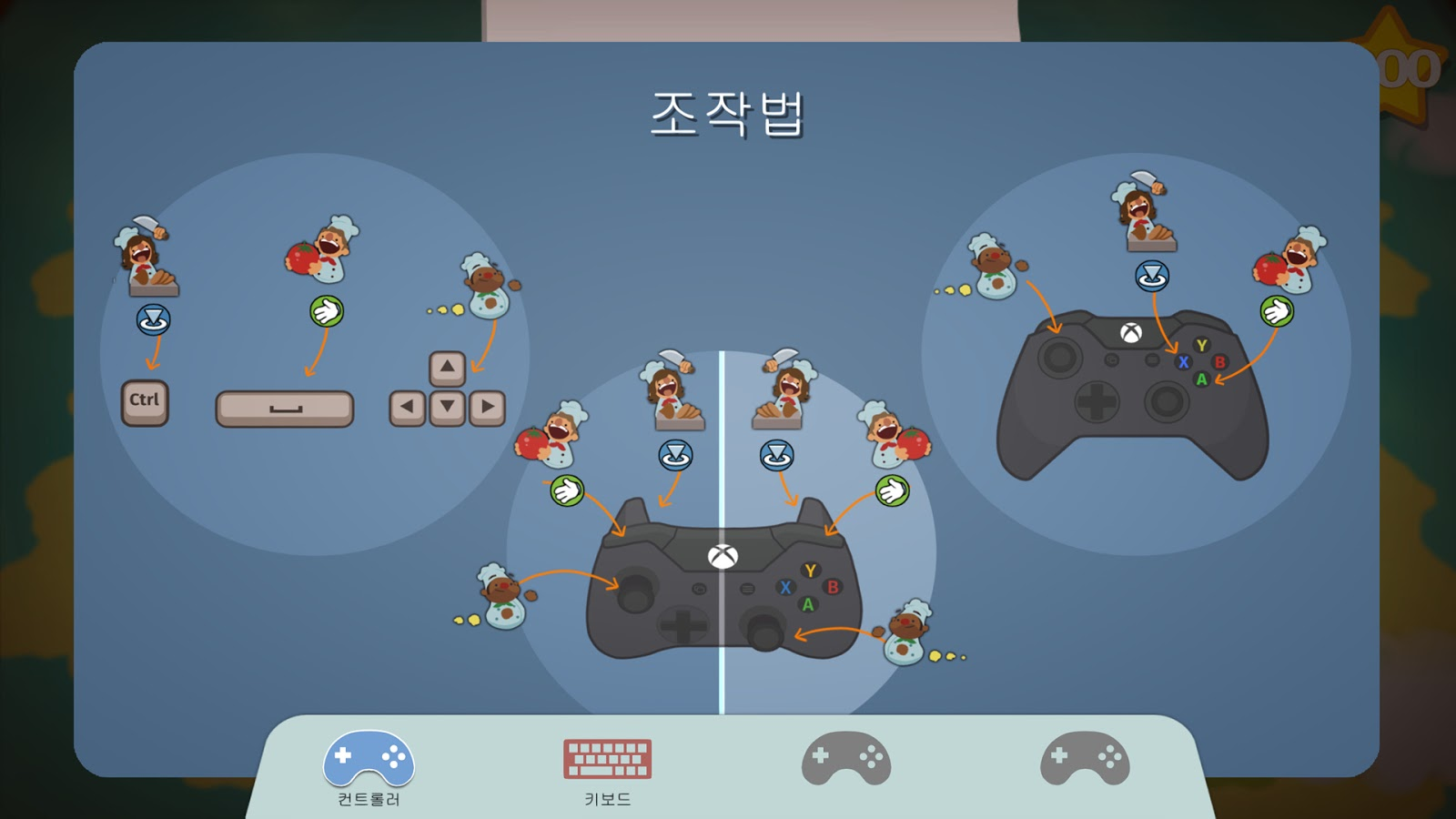 Overcooked 한글 패치 배포 V1 0 Epic Games Launcher 전용