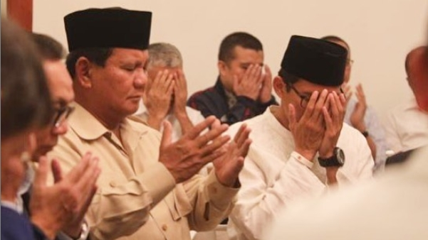 Sudah di Ambang Kemenangan, Prabowo Yakin Raup 63,26% Suara