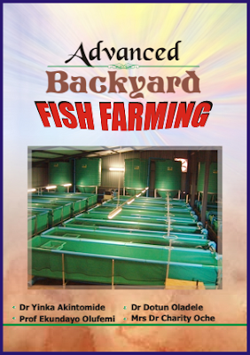 ADVANCED BACKYARD FISH FARMING cover