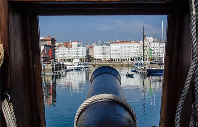 Marina de A Coruña
