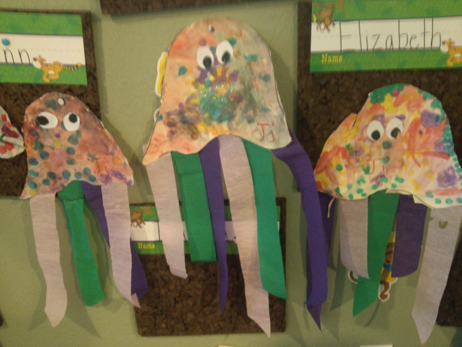 Preschool Fun March