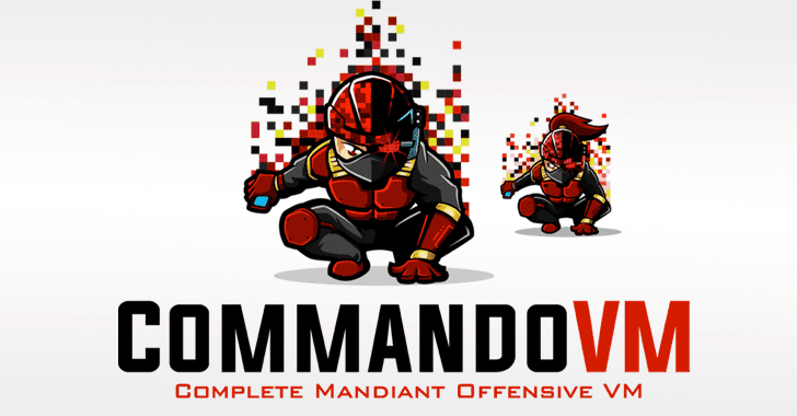 Commando VM — New Windows-based Distribution for Hackers and Pentesters