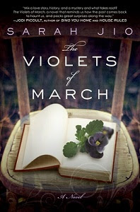 The Violets of March / Giveaway