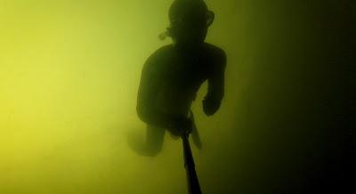 nurkowanie jezioro dobre