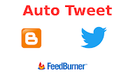 Auto Tweets Every Blogger Post With Text, Link and Hashtag in Twitter