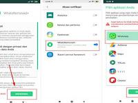 Mengembalikan Chat WhatsApp Menggunakan Aplikasi WhatsRemoved+