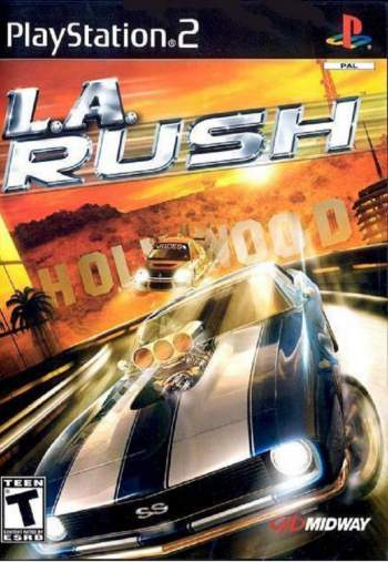 L.A. Rush (PAL) PS2 Torrent 2005