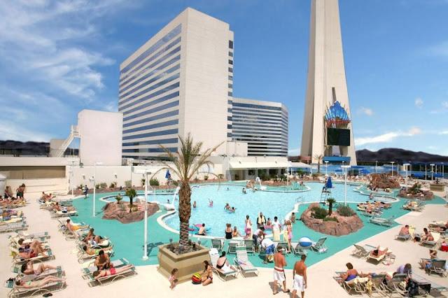Stratosphere Hotel em Las Vegas