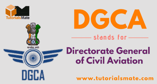 DGCA Full Form