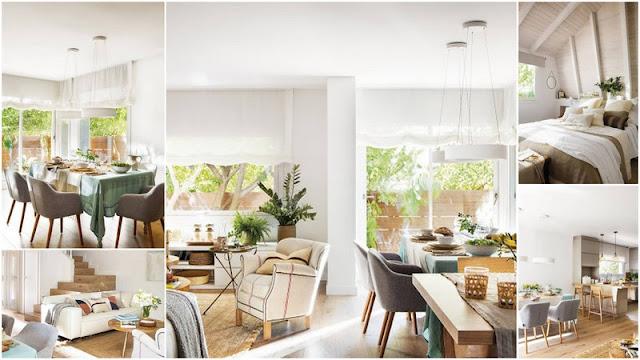 Διαμόρφωση - Διακόσμηση σε διαμέρισμα 52τμ με σοφίτα