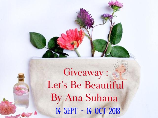 Let's Be Beautiful by Ana Suhana