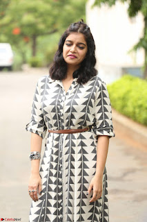 Swathi Reddy Looks super cute at London Babulu theatrical trailer launch ~  Exclusive 022.JPG