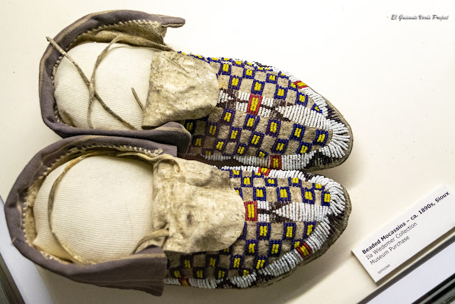 Mocasines Sioux, Akta Lakota Museum